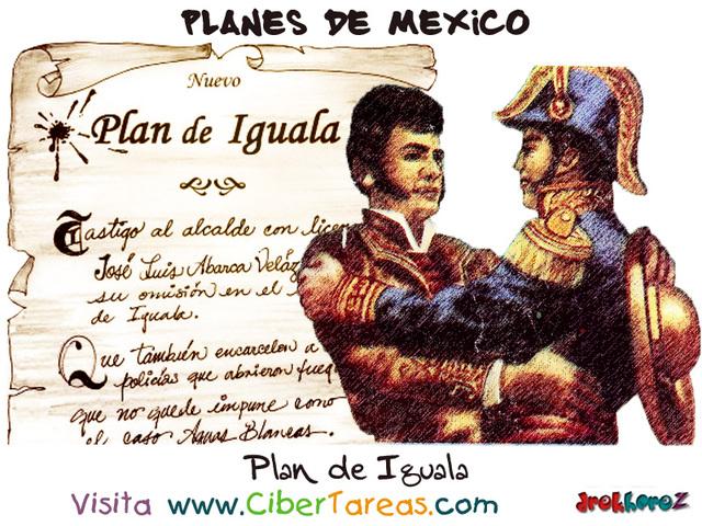 Plan de Iguala.