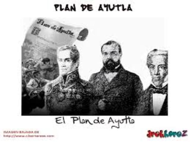 Plan de Ayutla.