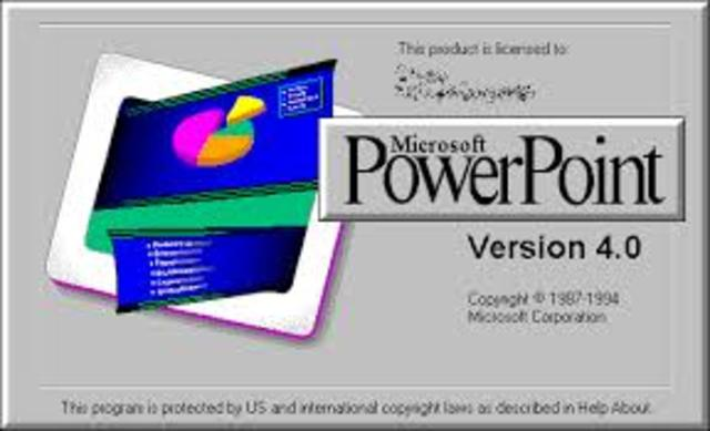PowerPoint 4.0
