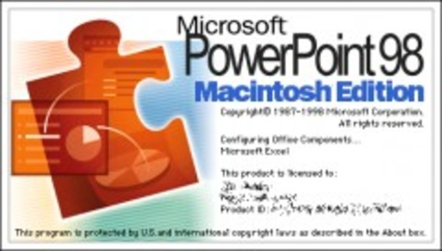 PowerPoint 98