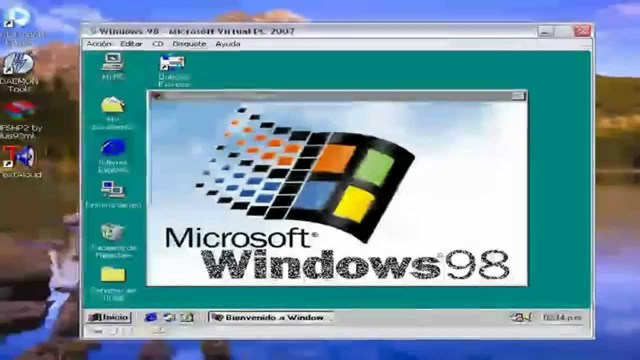 windwos 98