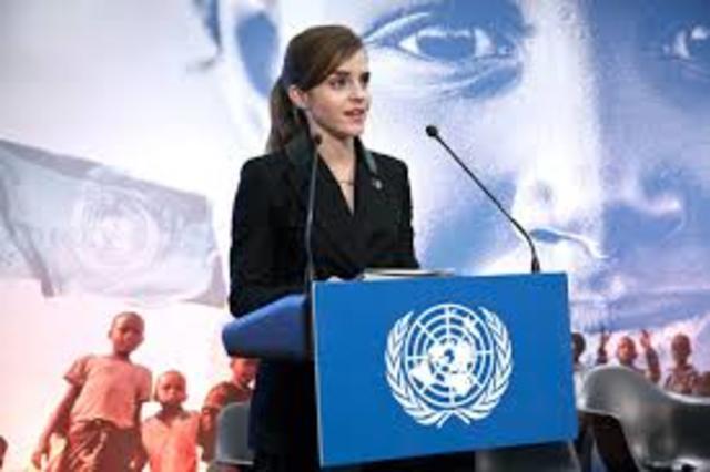 Goodwill  Ambassador UN