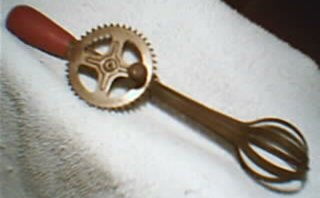 The First Hand Mixer