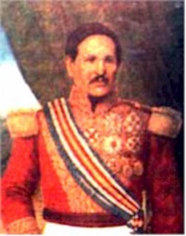 Capitán General José Rafael Carrera y Turcios