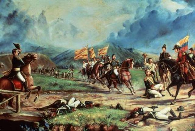 Batalla de Boyaca