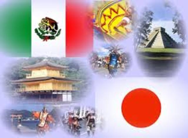 TLC CON JAPON, 01/01/ 2005, Objetivo.- Establecer una zona de libre comercio, fomentando el incremento de los flujos comerciales y de inversión.