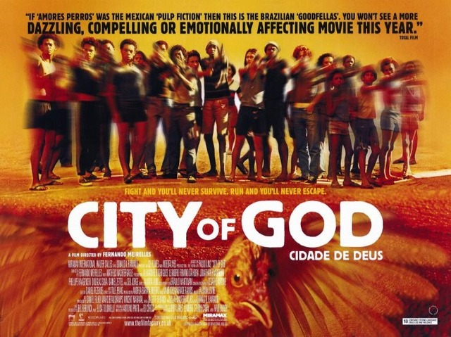 """City of God, the Filme is released with the participation of """"Seu Jorge"""""""