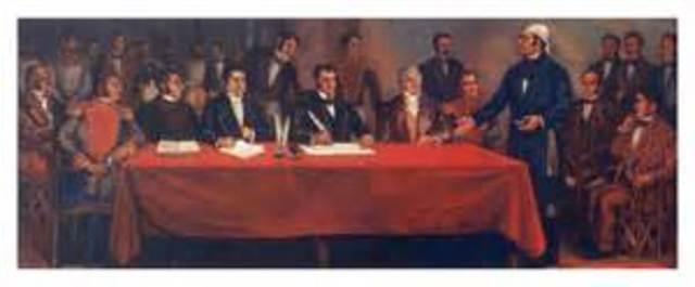 Reunión del Congreso de Chilpancingo