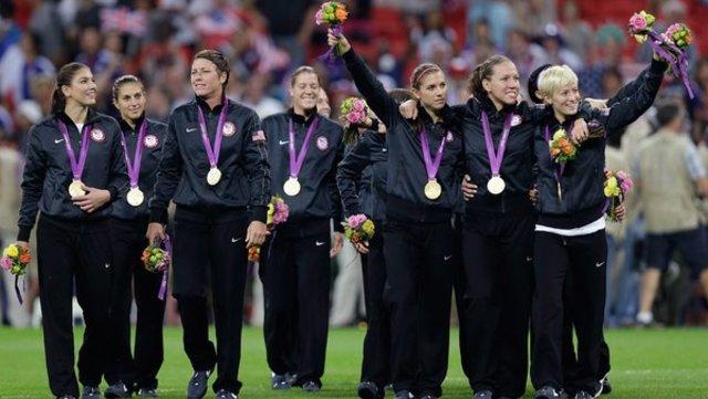 Women's Olympic Soccer