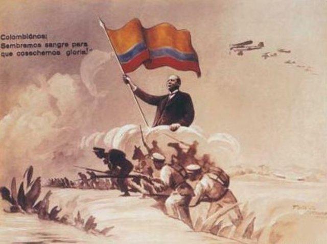 Guerra colombo peruana 1932
