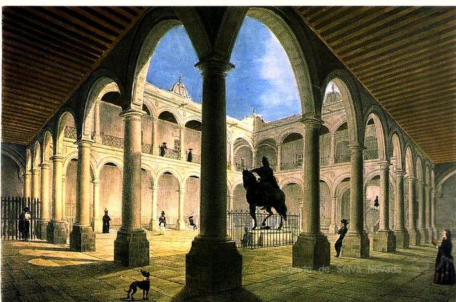 Fundacion de la Real y Pontificia Universidad de México