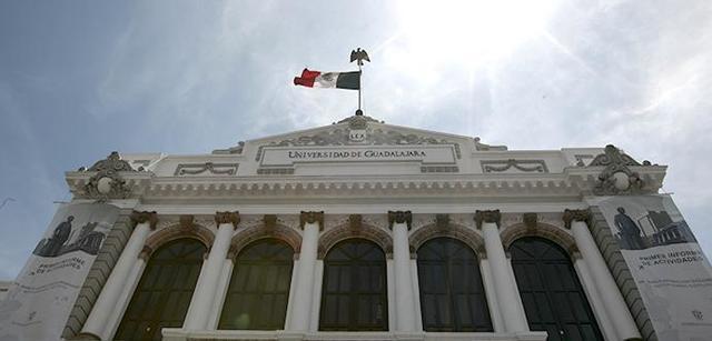 Fundacion de la Universidad en Guadalajara