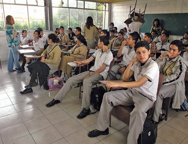 Educacion Secundaria Obligatoria