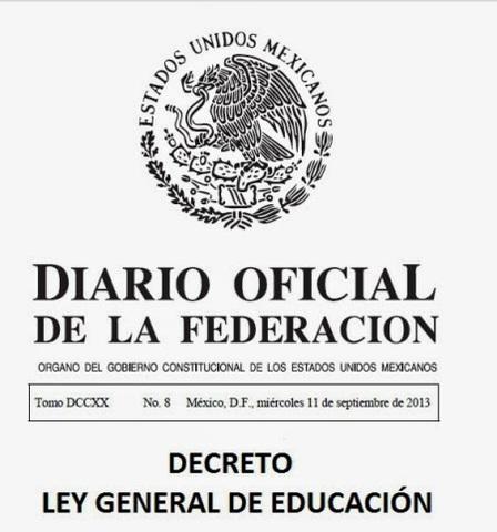Se promulga la Ley General de Educación