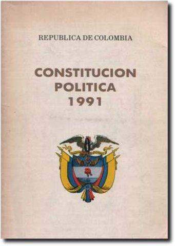 Constitción de 1991