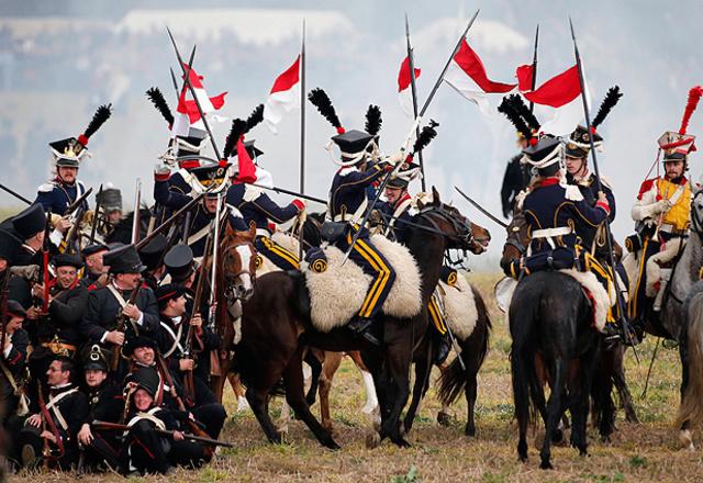 Inicia la época desastrosa para Napoleón.