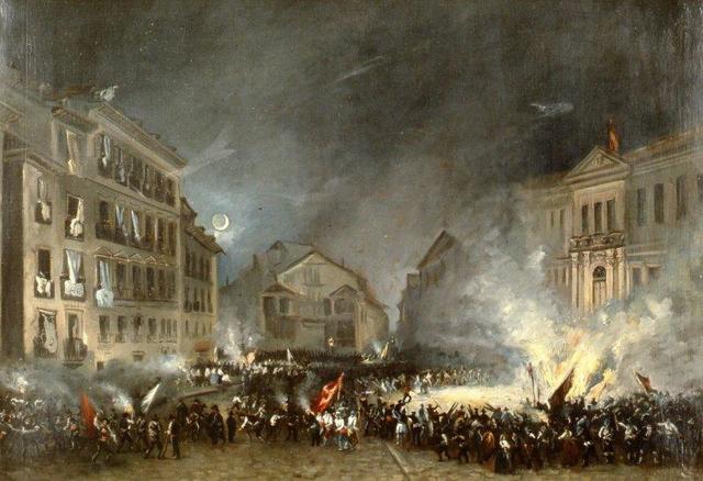 Revolución de España