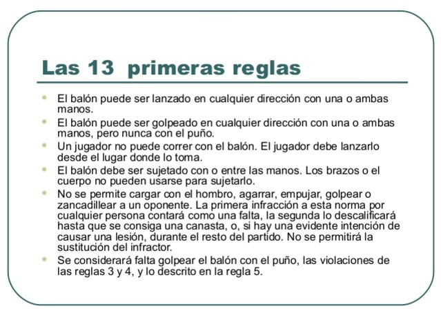 REGLAS DEFINITIVAS
