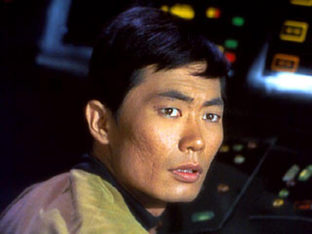 First episode of Star Trek