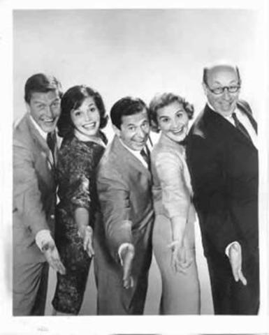 "Ending of ""The Dick Van'Dyke Show"""
