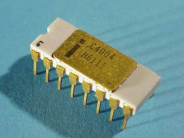 El microprocesador.
