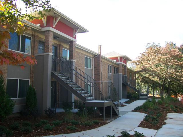 Permanent housing for homeless
