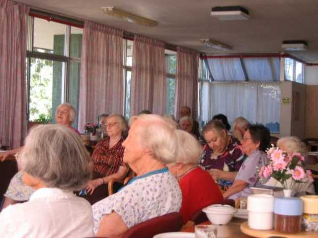 Elderly Housing at Chaplain Adrian Chasse Village