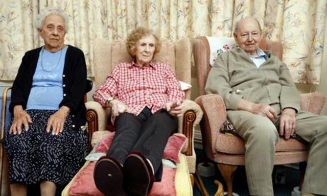 Elderly Housing at Greenville opens