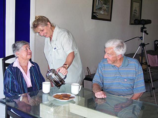 Elderly Housing at Simpson Meadows