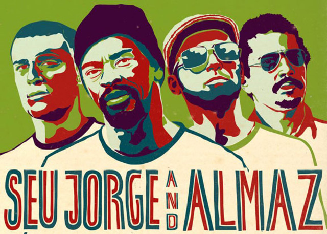 Seu Jorge and Almaz album released and a new tour begins in the U.S