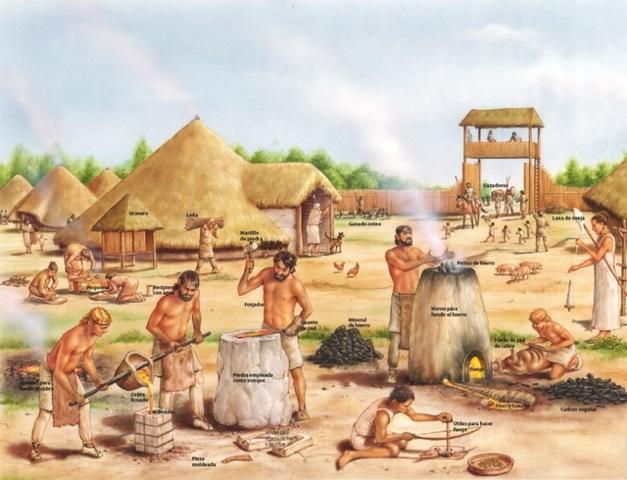 Período Neolítico en Egipto y Mesopotamia
