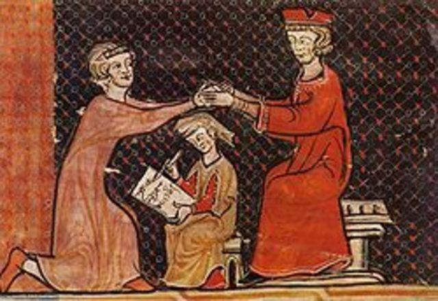 Establecimiento del sistema feudal