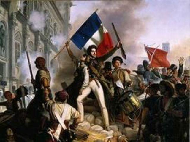 Final de la Revolción Francesa