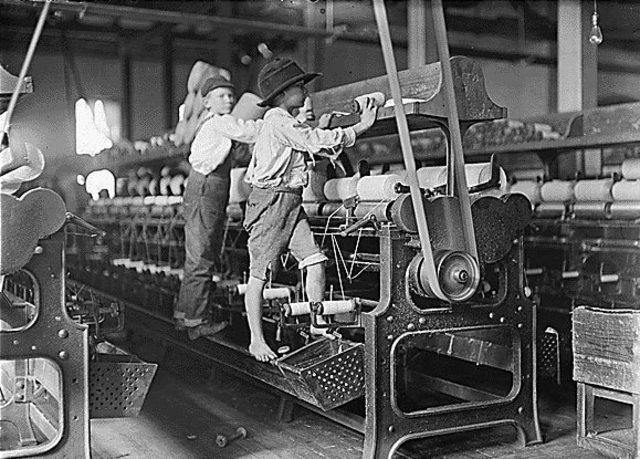 Inicio de la Revolución Industrial l