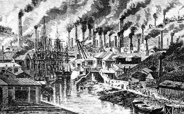 Final de la Revolución Industrial ll