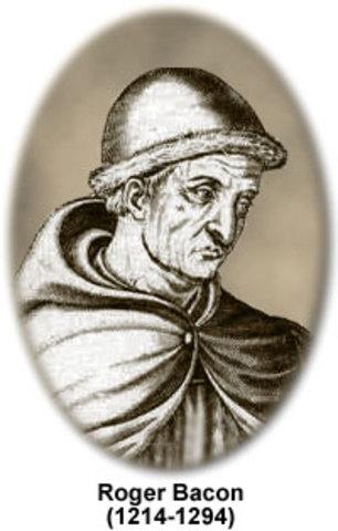 Roger Bacon (c.1210-c.1293)