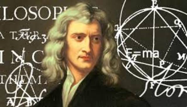 Isaac Newton (inglés, 1642-1727)