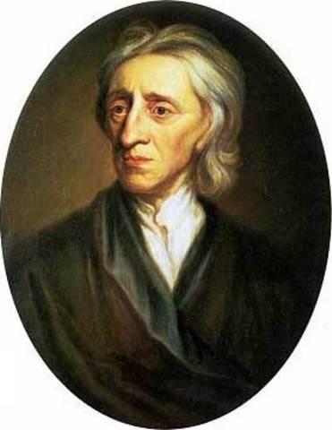John Locke (inglés, 1632-1704)