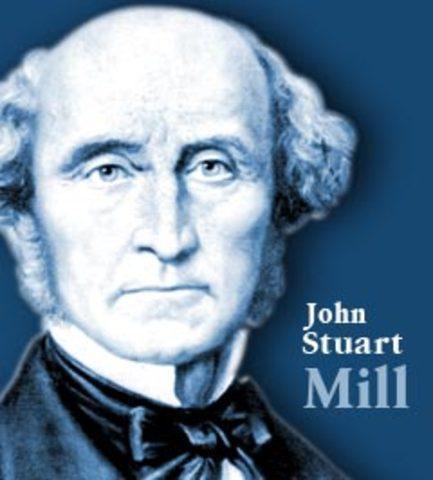 John Stuart Mill (inglés, 1806-1873)