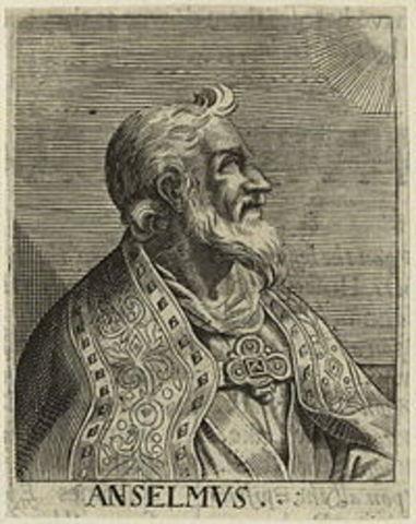 San Alselmo de Canterbury