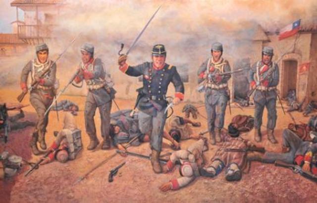 Batallas de Pucara, Marcavalle y Concepción