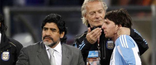 Segunda etapa con Maradona