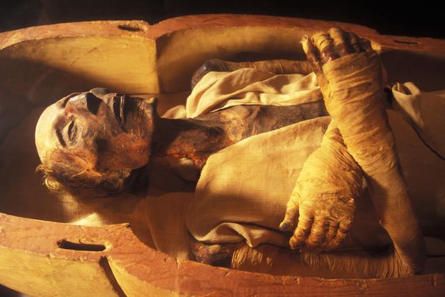 Death of Ramesses II