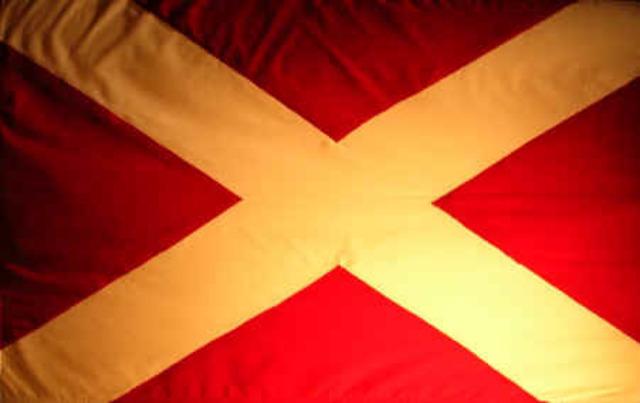 Bandera del 10 de Agosto  1809