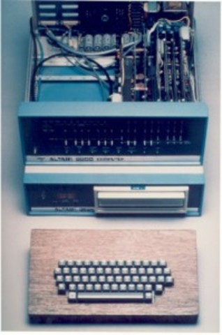 Invention of First Keyboard