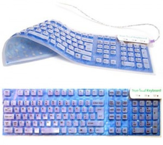 Keyboards of the Future