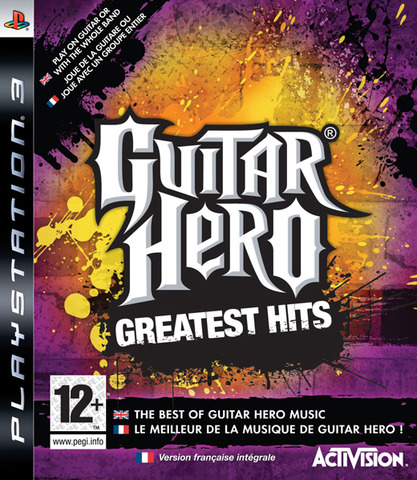 Guitar Hero Greatest/Smash Hits