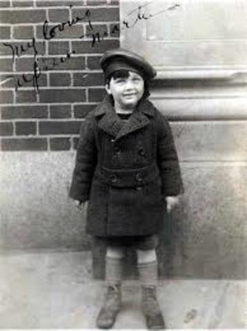 Stan's childhood