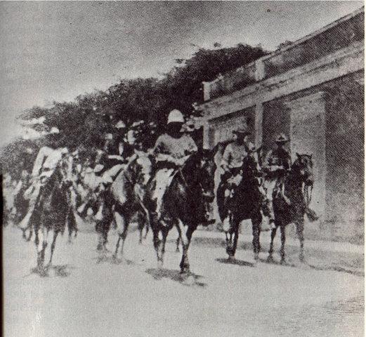 Invasores ocupan Mayaguez
