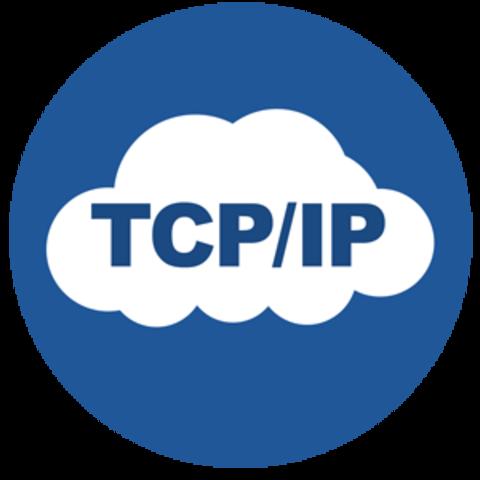 Implementación del protocólo TCP/IP